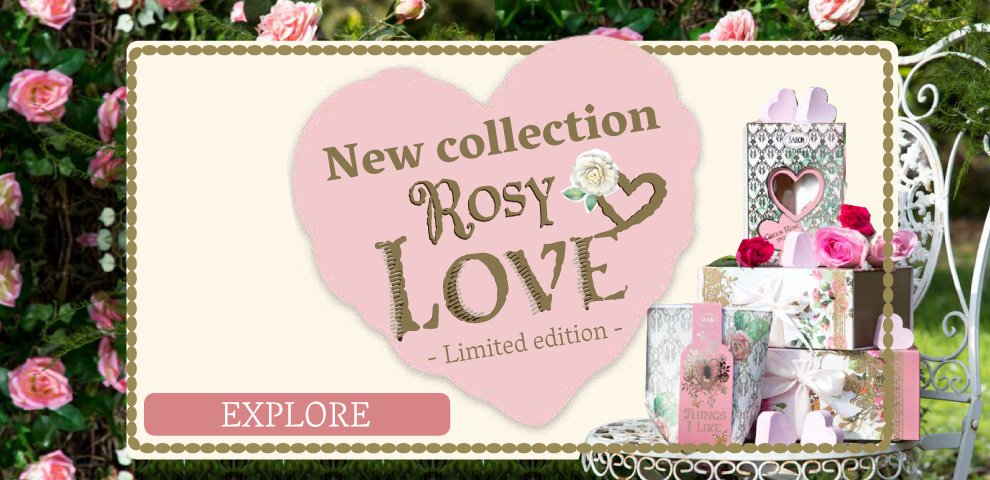 Rosy Love Collection: