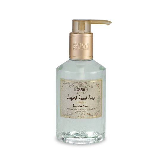 Liquid Hand Soap Lavender Apple