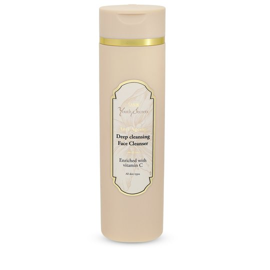 Deep Cleansing Face Cleanser Anti Aging