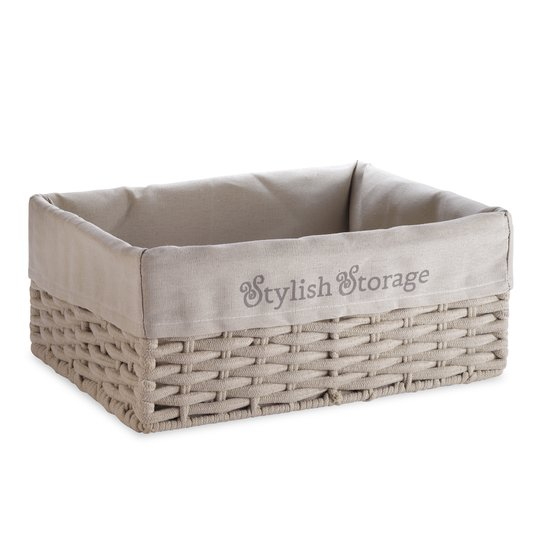 Rope basket L