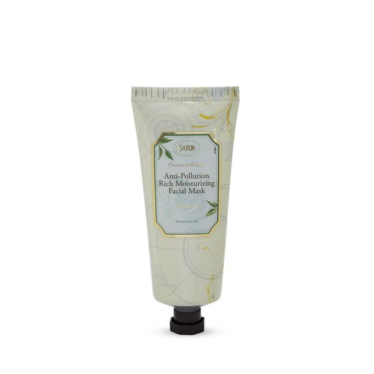 Anti-Pollution Rich Moisturizing Facial Mask