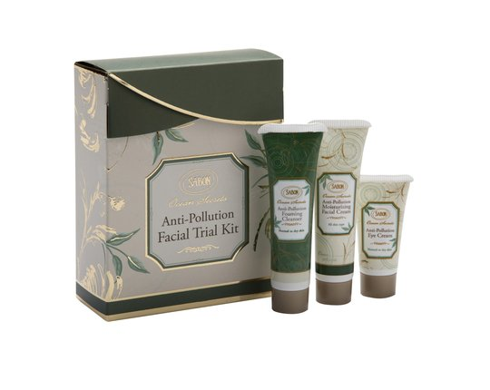 Facial Trial Kit Anti Pollution