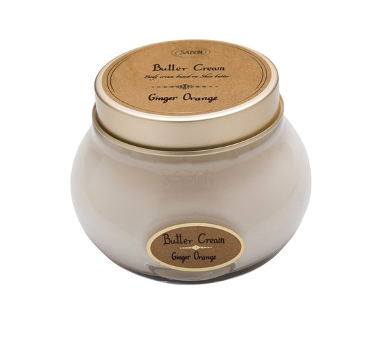 Body Butter Ginger Orange
