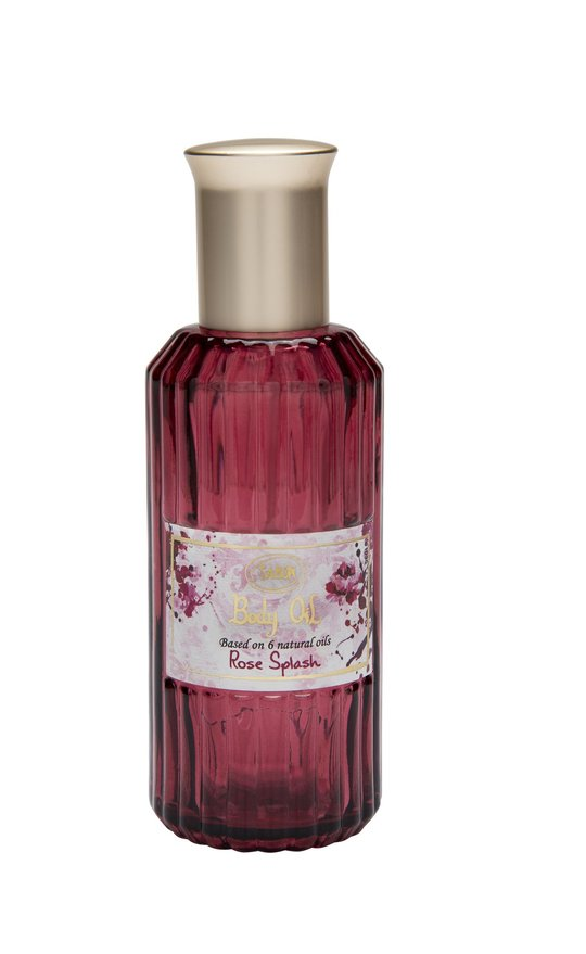 Body Oil Rose Splash