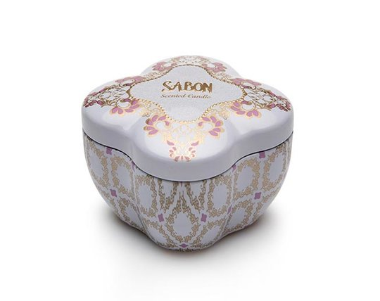 Scented Candles- S- Limy Lavender