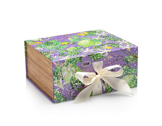 Gift Box S Limy Lavender