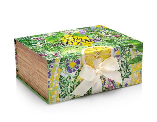 Gift Box L Limy Lavender