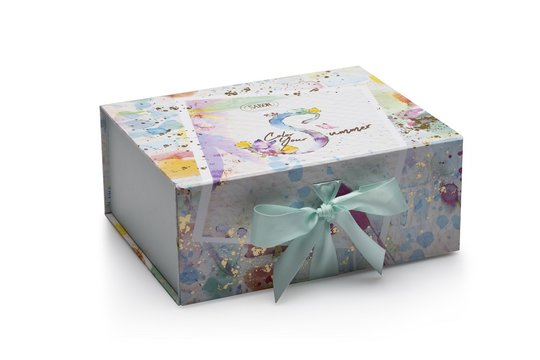 Gift Box Color Your Summer - M