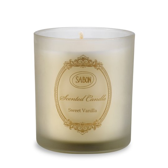 Candle in glass Sweet Vanilla