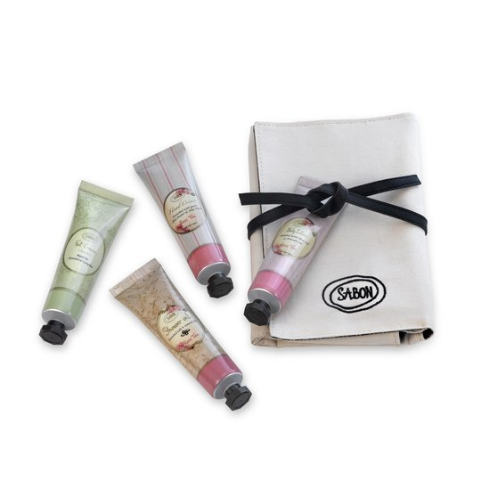 Gift Set Rose Tea Body Care