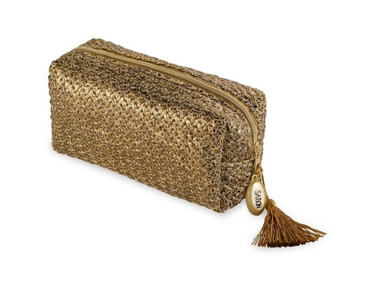 Vanity Makeup Bag S Shiny Spice