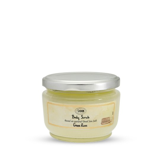 Body Scrub M Green Rose
