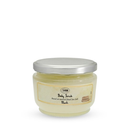 Body Scrub M Musk