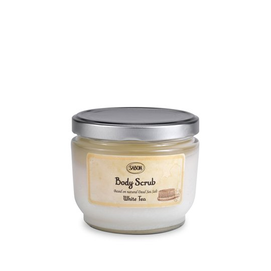 Body Scrub L White Tea