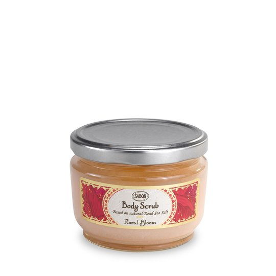 Body Scrub M Floral Bloom