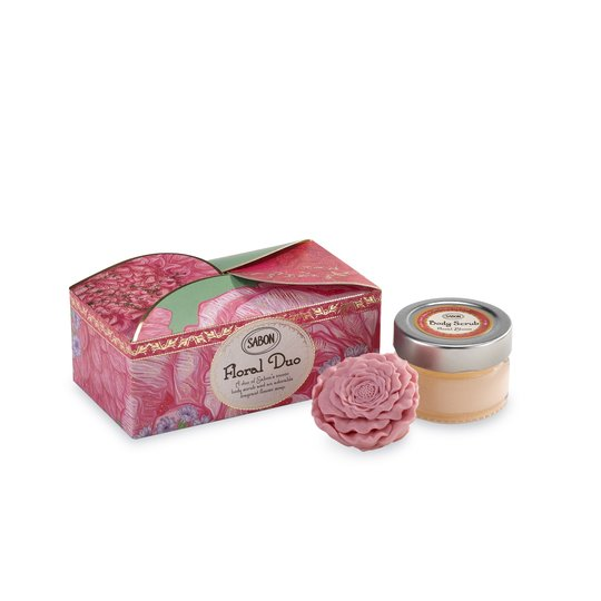 Gift Set Floral Duo