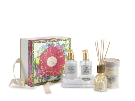 Gift Set Blooming Flower