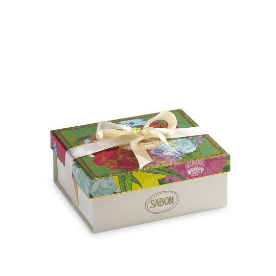 Gift Box S Floral Bloom