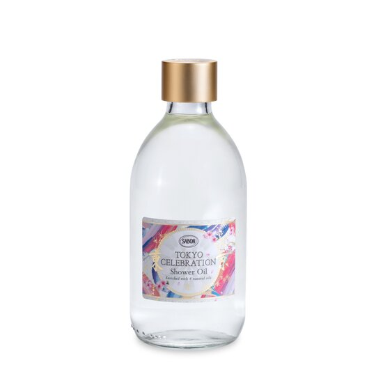 Shower Oil Clear Dream