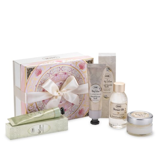 Gift Set SPA Box PLV