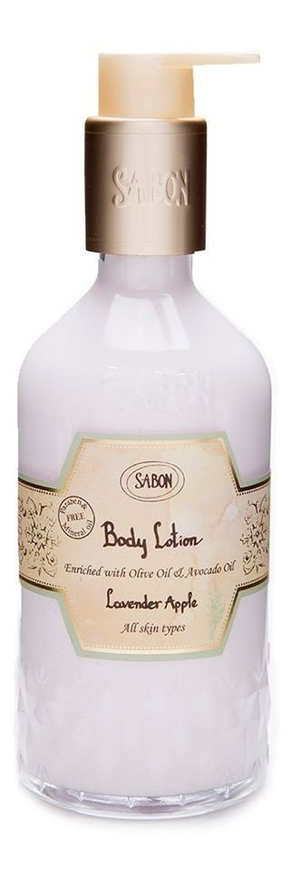 Body Lotion Lavender Apple