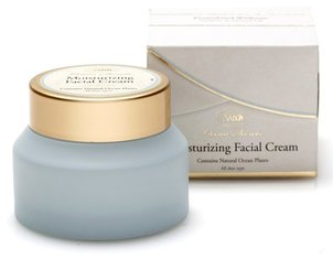 Product Catalogue Moisturizing Facial Cream Ocean Secrets