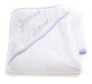 Bath Towels Baby Blue