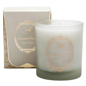 Product Catalogue Candle in glass Sweet Vanilla L