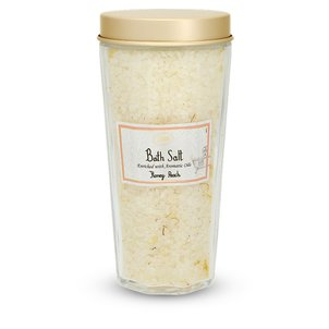 Bath Salt Peach Honey