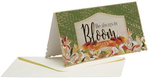 Greeting Cards Greeting Card Be Always In Bloom
