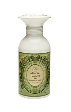 Bath Soaks Mineral Powder Woody Patchouli