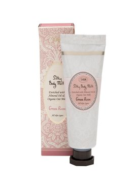 Mini Silky Body Milk Green Rose