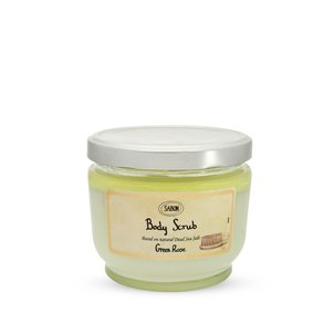 Body Scrub L Green Rose