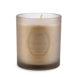 Candle in glass Patchouli Lavender Vanilla L