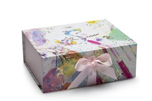 GIFT BOUTIQUE Gift Box Color Your Summer - L