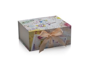 GIFT BOUTIQUE Gift Box Color Your Summer - S