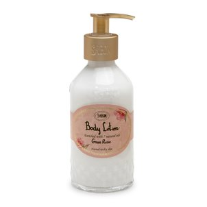 Body Lotion Green Rose