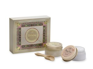 Gift Boxes Gift Set Shining Green Rose