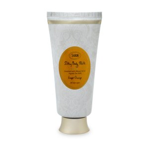 Silky Body Milk Ginger Orange