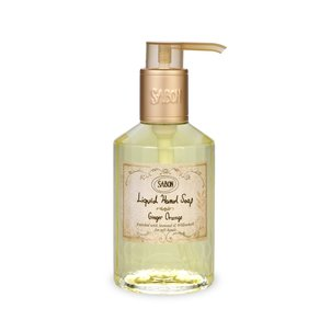 Body Care Liquid Hand Soap Ginger Orange