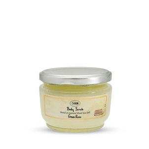 Product Catalogue Body Scrub M Green Rose