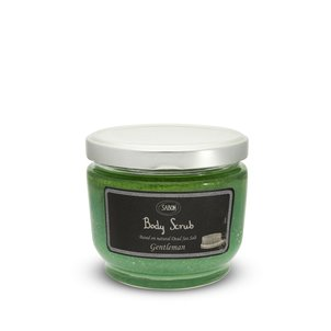 Men Body Scrub Gentleman