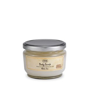 Body Scrub M White Tea