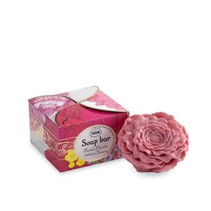 Decorative Soaps Soap Bar Floral Bloom