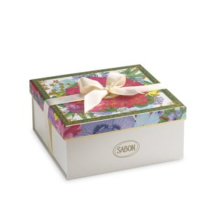 Gift Box M Floral Bloom