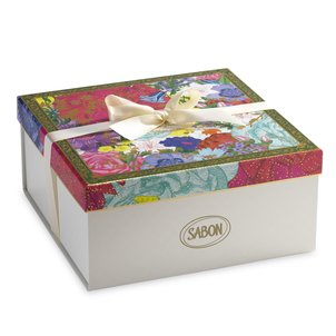 GIFT BOUTIQUE Gift Box L Floral Bloom