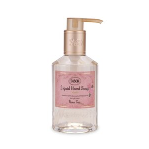 Liquid Hand Soap Rose Tea
