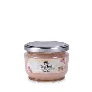 Body Scrub M Rose Tea