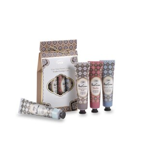 Gifts for Her Kit - 4 Hand Cream Tubes
