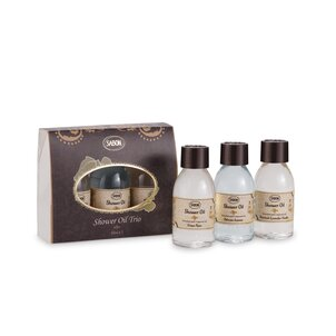 3 Shower Oil Kit 2020